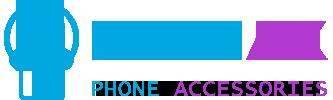 Phonax Typo Logo